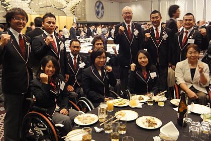 ロンドンパラリンピック日本選手団 - Japan at the 2012 Summer Paralympics